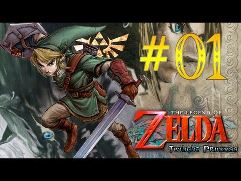 The Legend of Zelda Twilight Princess | Episodio 1 - A ciegas.