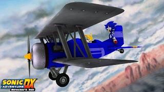 Sonic Adventure DX (PC) [4K] - Sonic's Story (4/5)