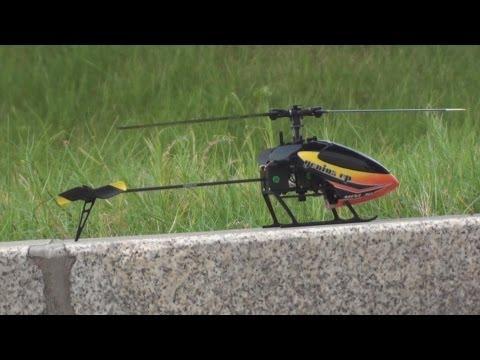 Walkera Genius CP 3D Flight and Durability Test