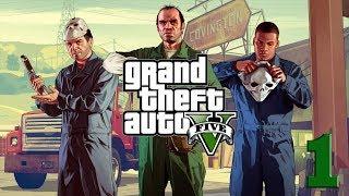 Grand Theft Auto V #Episodio 1