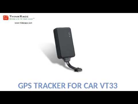 VT33 GPS Car Tracker