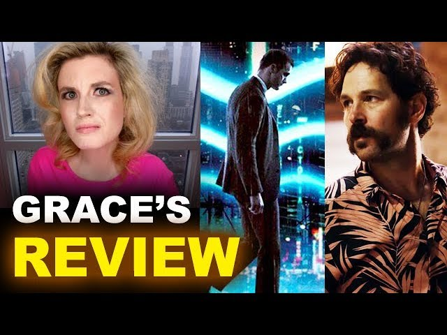 Mute Movie Review