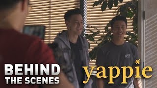 "Behind the Scenes - ""Yappie"" Pt. 2 - Production"