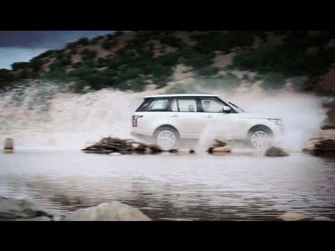 Тест-драйв Range Rover 2012