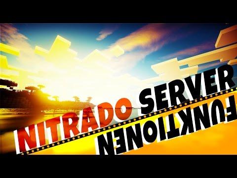 Minecraft 1.8.3 Server Nitrado Webinterface   Funktion. Plugins. Gameswitching. Minigames. Updaten