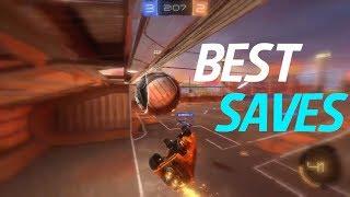 Best Saves Rocket League #15