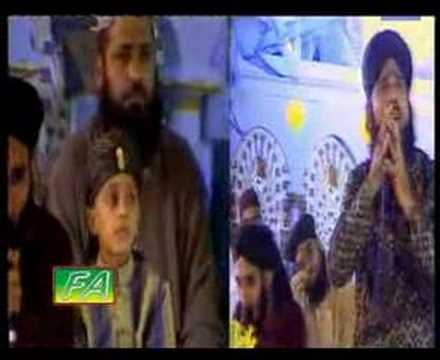 Shah-e-madina                            Amjad Ali Qadri video