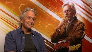 Ant-Man And The Wasp Interview: Hmv.com Talks To Michael Douglas & Peyton Reed