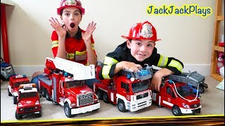 Costume Pretend Play Firefighters, Spies, Scientists - Playing Floor is Lava
