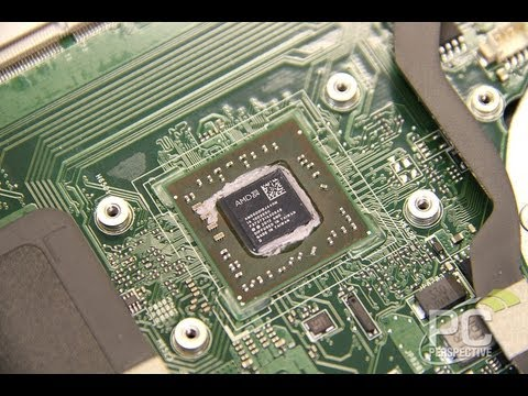 AMD A4-5000 Kabini Reference Notebook Review, Temash and Richland - PC Perspective