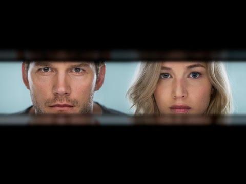 Пассажиры / Passengers (2016) Дублированный трейлер HD