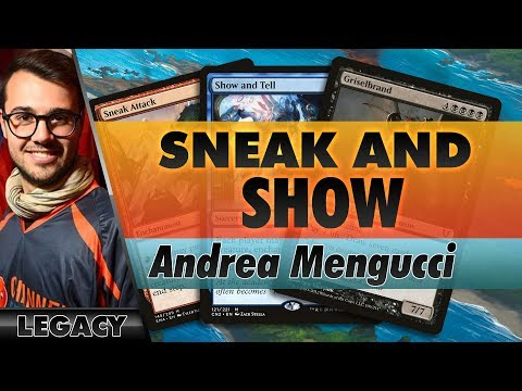 Sneak and Show - Legacy | Channel Mengucci
