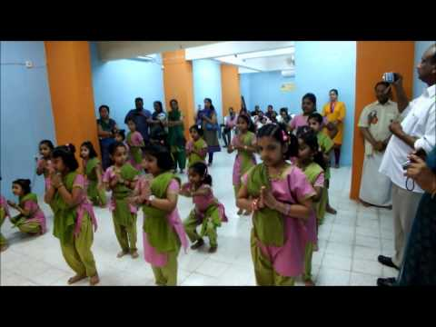 Upasana Dance Studio - Vijayadashami with Mentor and Consultant...