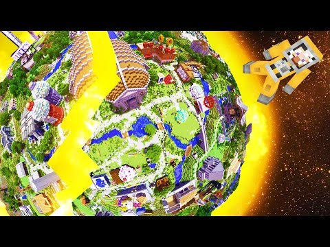WORLD'S BEST MINECRAFT MAP!