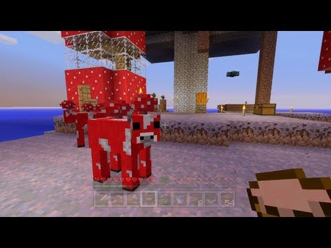 Minecraft Xbox - Quest To Kill The Ender Dragon - Poop Attack - Part 11