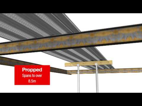 ComFlor - Composite Steel Floor Decks - Product Overview