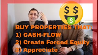There are ONLY 3 Ways to Make Money with Real Estate