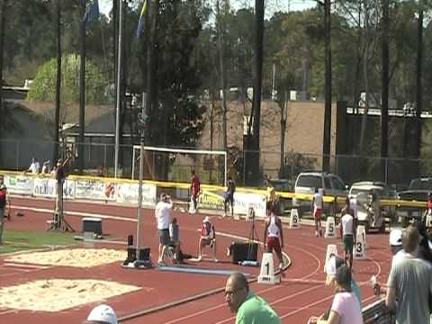 2012 Men&#039;s Shamrock Invite 4x100m Relay (H2)