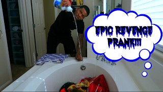 DESTROYED MY GIRLFRIENDS CLOTHES  PRANK (EPIC REVENGE PRANK)