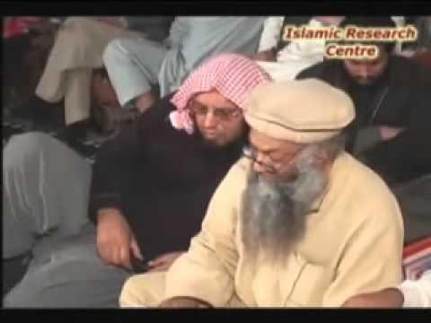 Munazra Mufti Hanif Qureshi Suni With Talib Ur Rahman (ehle-hadees) Original-1 video