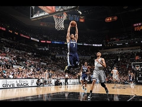 Jerryd Bayless Steals and Slams