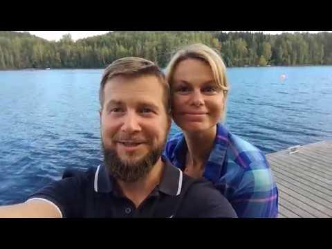 рыбалка в вуокатти финляндия