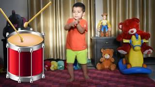 Nursery Rhyme for kids Teddy Bear  Teddy Bear Turn Around