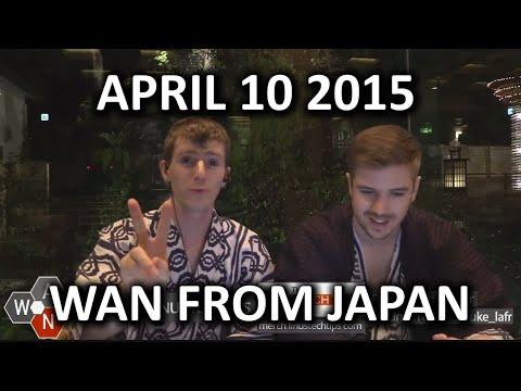The WAN Show - WAN from Japan! Intel Skylake & Apple Watch Reviews - April 10. 2015