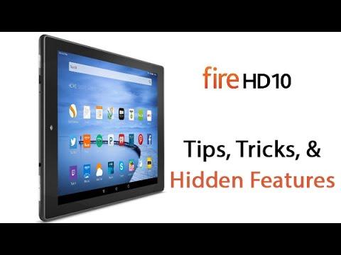 Fire HD10 - Tips. Tricks. and Hidden Features