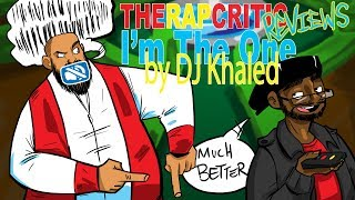 Download Lagu Rap Critic:  DJ Khaled - I'm the One ft. Justin Bieber, Quavo, Chance the Rapper, Lil Wayne Gratis STAFABAND