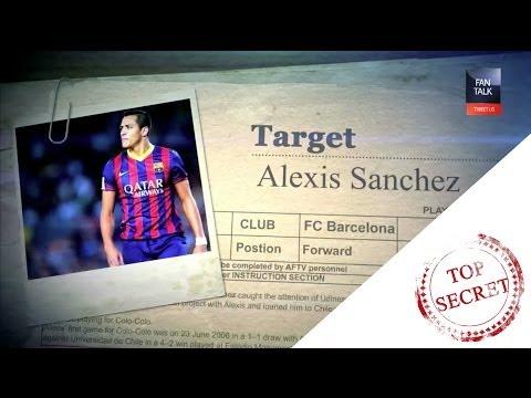Alexis Sanchez - AFC Secret Transfer File