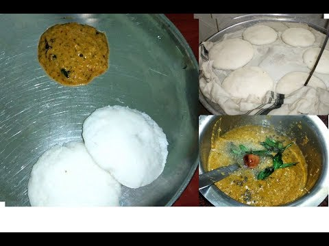 South indian dinner routine in tamil