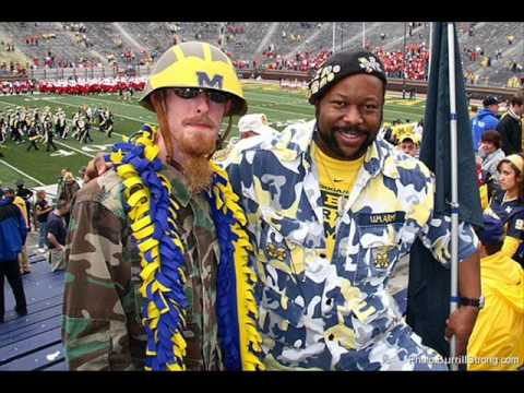 This video salutes all of the delusional Michigan football fans out there! (all of the michigan fans)