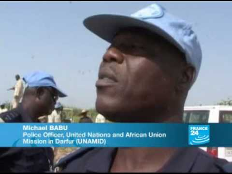 Hard times for Darfur peacekeepers