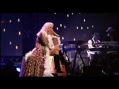 Christina Aguilera - Hurt (live Performance) video