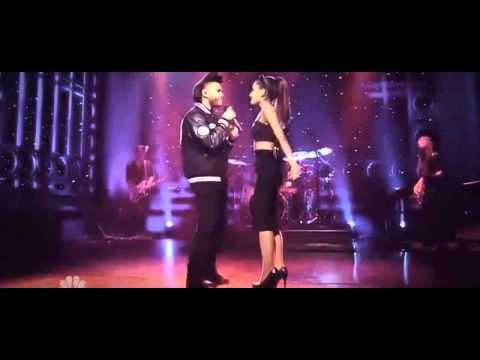 Ariana Grande   Love Me Harder ft The Weeknd Live on SNL