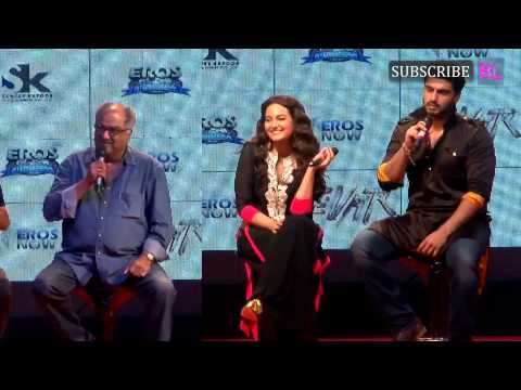 Arjun Kapoor inspired Boney Kapoor to make Tevar