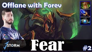 Fear - Nyx Assassin Offlane | with Forev (Pangolier) | Dota 2 Pro MMR Gameplay #2
