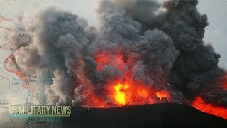 High Alert: Hawaii's Kilauea Volcano Is Now Spewing Large