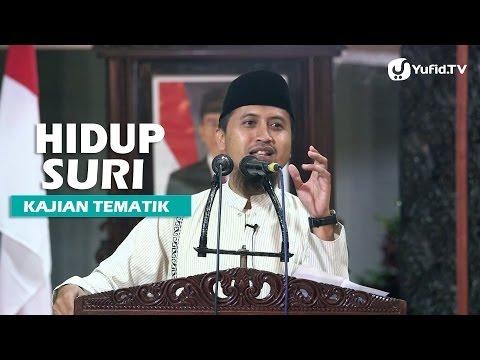 Kajian Islam: Hidup Suri - Ustadz Abdullah Zaen, MA
