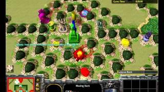 Warcraft 3 Frozen Throne - Gem TD