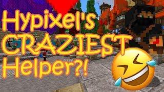 Hypixel's CRAZIEST Helper?! Demoted after 36 HOURS!!!