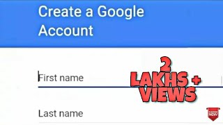 How to make email id with smartphone easy way (in hindi)