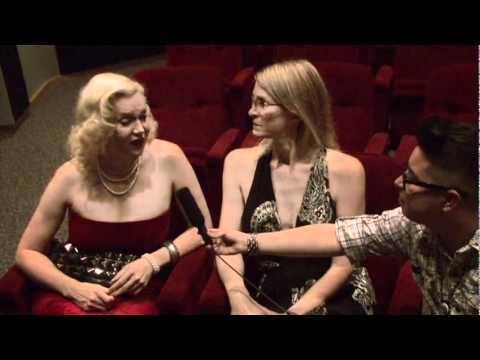 Outfest 2011 - Interview with Calpernia Addams and Andrea James