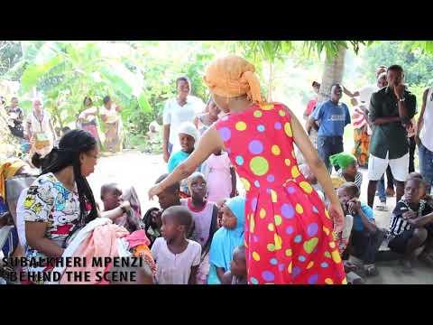 Subalkheri Mpenzi Behind the scene video - Part 3