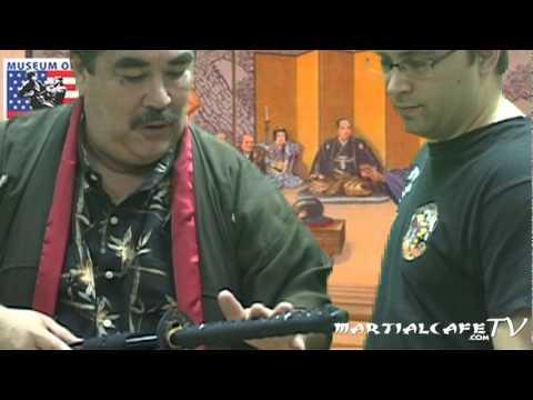 MartialCafeTV's Katana Sword Reviews - The