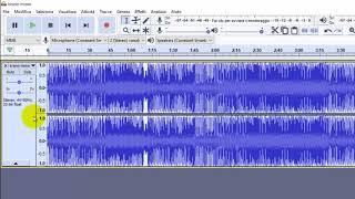 Come convertire file audio stereo in mono e viceversa