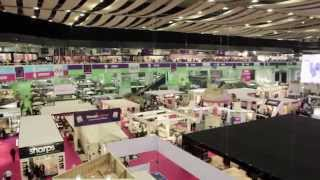 Ideal Home Show 2014 - Opening Day