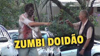 PEGADINHA - THE WALKING DEAD PRANK