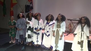 Miss Tigray Europe 2016 Tigray Festival in Europe Netherland Amsterdam